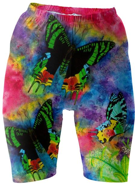 Madagascar Splash II Bike Shorts