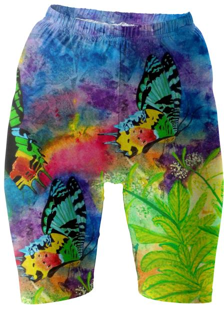 Madagascar Splash Bike Shorts