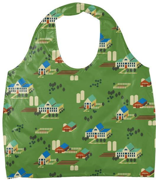 Bag with Farms On It