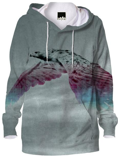 Flying Eagle Evolving Energy Hoodie