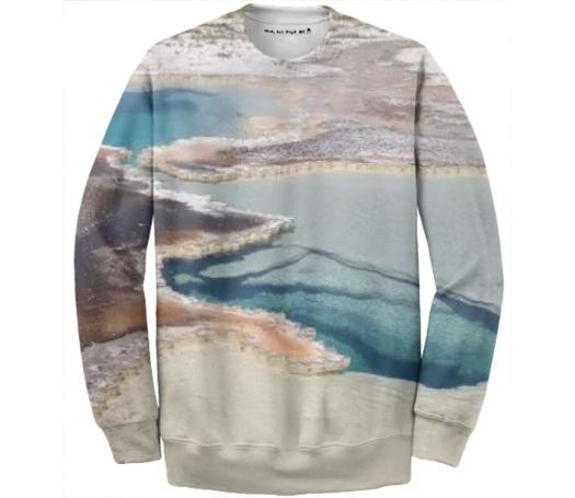 PAOM, Print All Over Me, digital print, design, fashion, style, collaboration, tuneyards, Cotton Sweatshirt, Cotton-Sweatshirt, CottonSweatshirt, yellowstone, autumn winter, unisex, Cotton, Tops