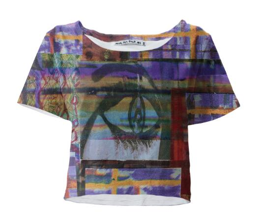 The Eye Crop Tee