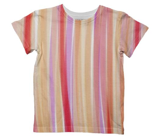 Modern Kids Tee in Pinks