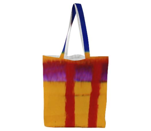 Those Colors Tote Bag