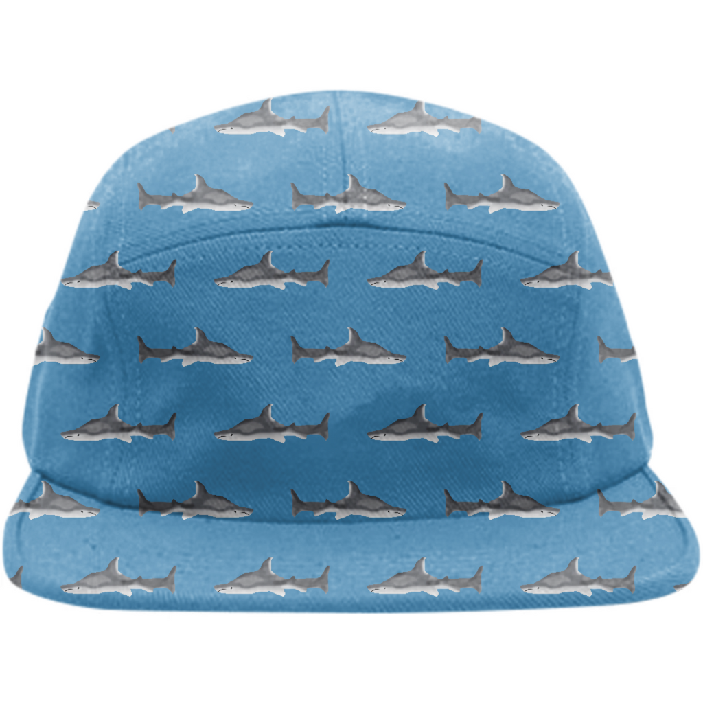 Sharks Baseball Hat