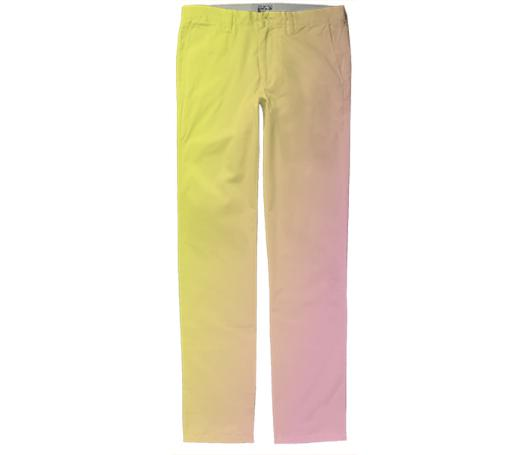 MKCA Gradient pants Michael