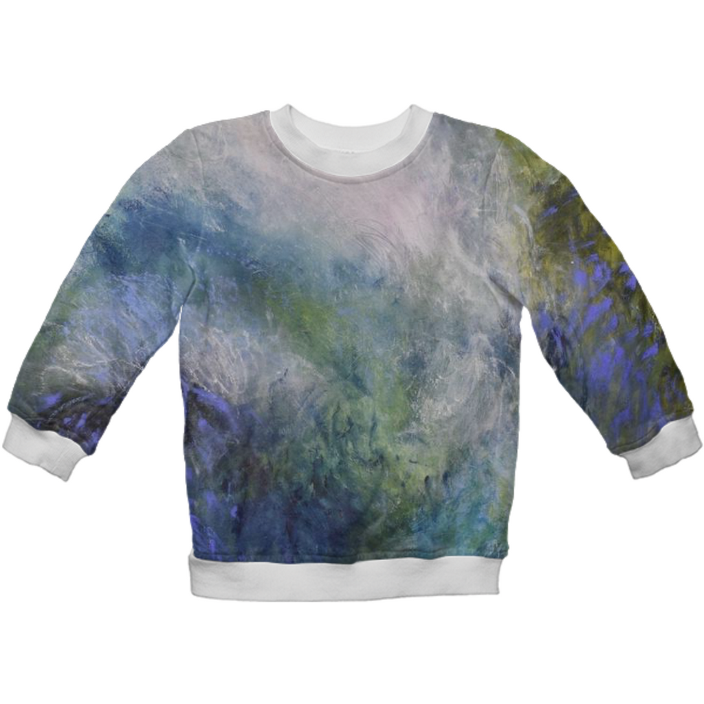 Dancing Willows Kids Sweatshirt