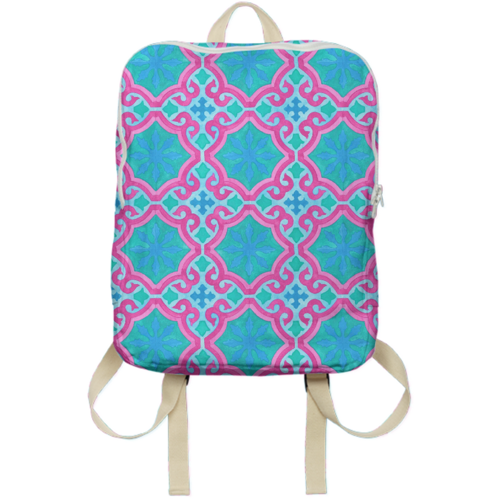 The Moors of Palm Springs Backpack by Frank-Joseph