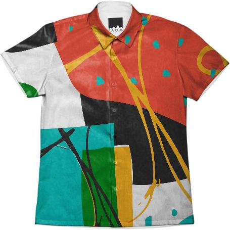 Breakout Close up Short Sleeve Shirt