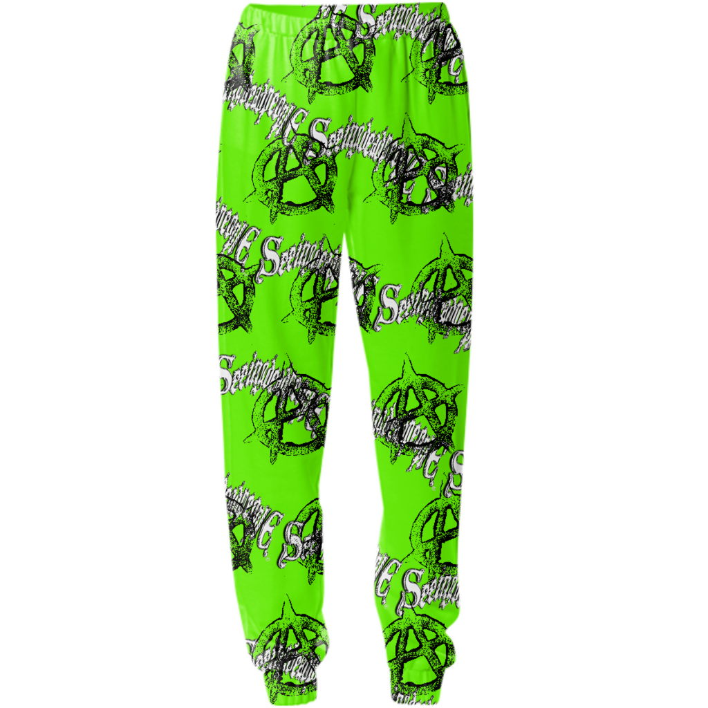 ANARCHY SWEATPANTS