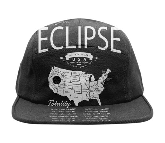 Great American Eclipse Hat