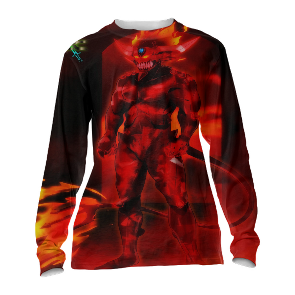 Oblivionu'crei, The Cosmos Destroyer Long Sleeve T-Shirt