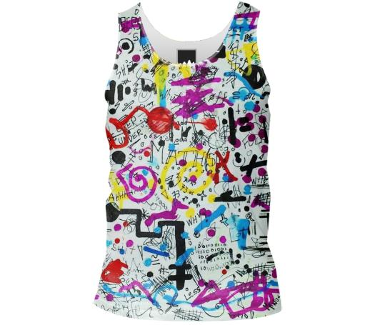 MATH s Tank Top Men