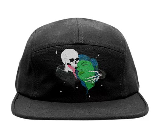 HOOKED 5 PANEL HAT