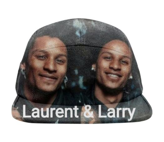 Les Twins Laurent Larry