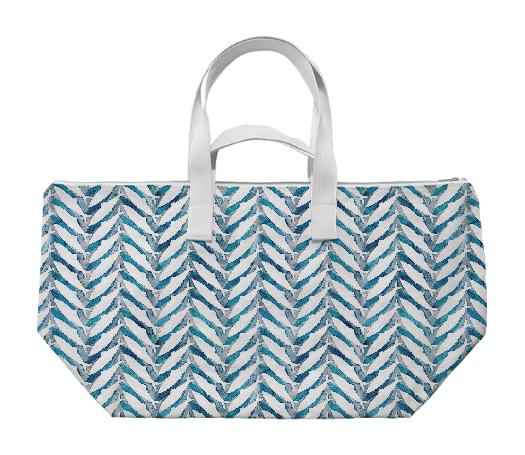 Herring Herringbone Weekend bag
