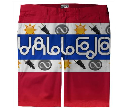 Electric Tribe Vallejo Vibes Shorts