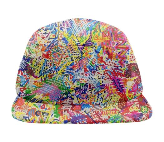 Super Splatter Cap
