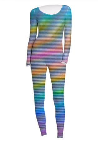Holo Synthesis Unitard