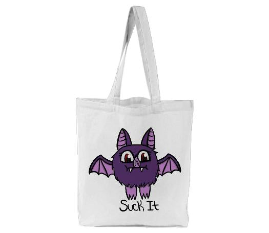 Suck It Bat Tote