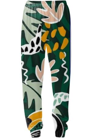 Nine Islands Tropical Sweatpant Joggers
