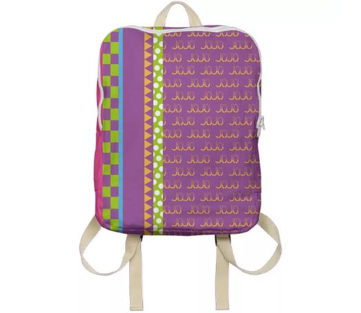 JOJO S Bizarre Adventure Backpack