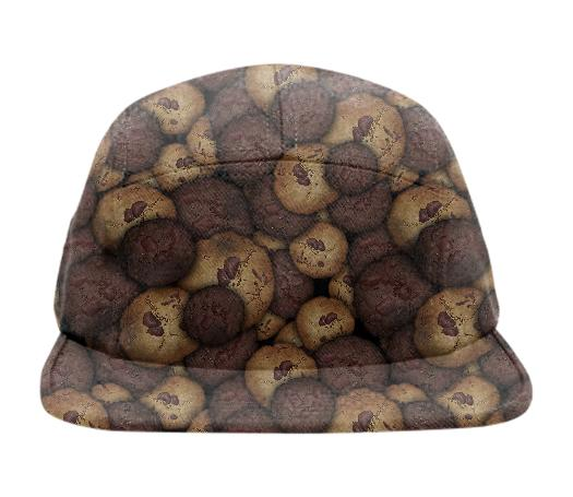Chocolate Chip Cookies Baseball Cap