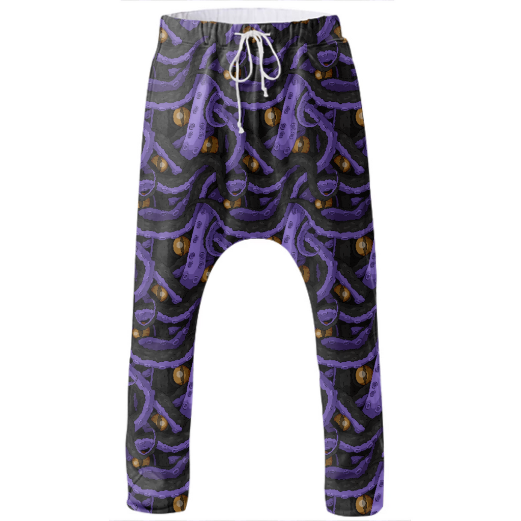 Kracken Tentacle Drop Pants