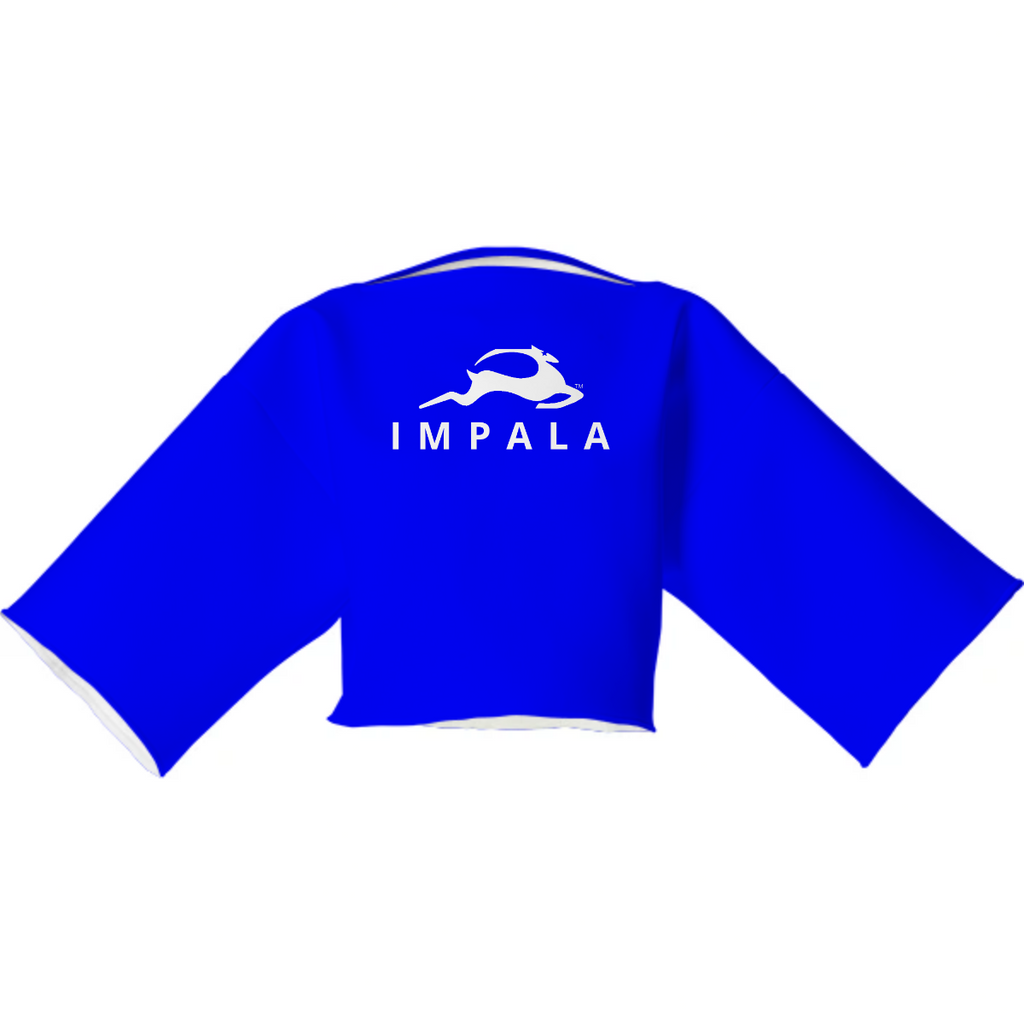 Impala Neoprene Editions Blue Block Top