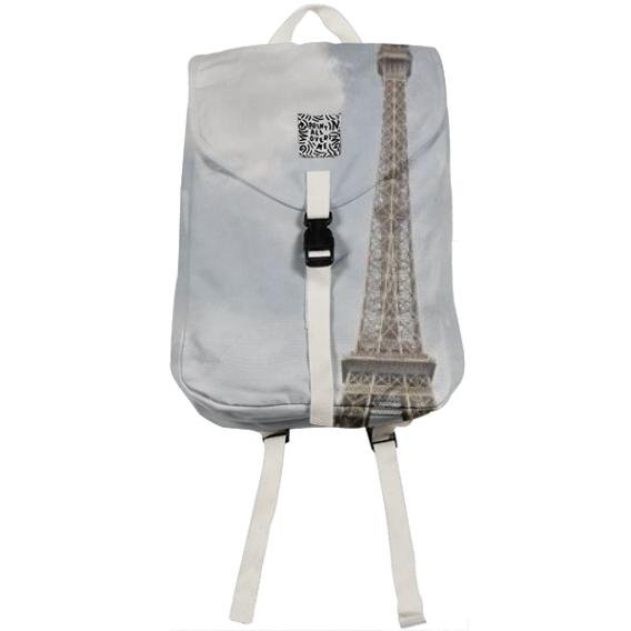 Paris Backpacking