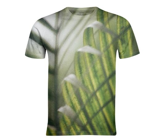 Folded Leaves T Shirt