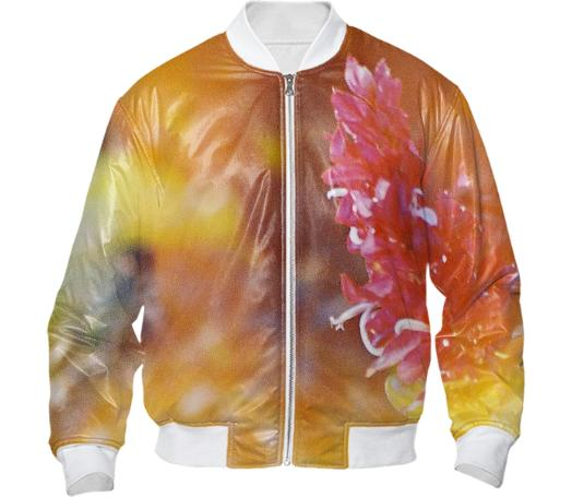 Warm Flower Sunset Jacket