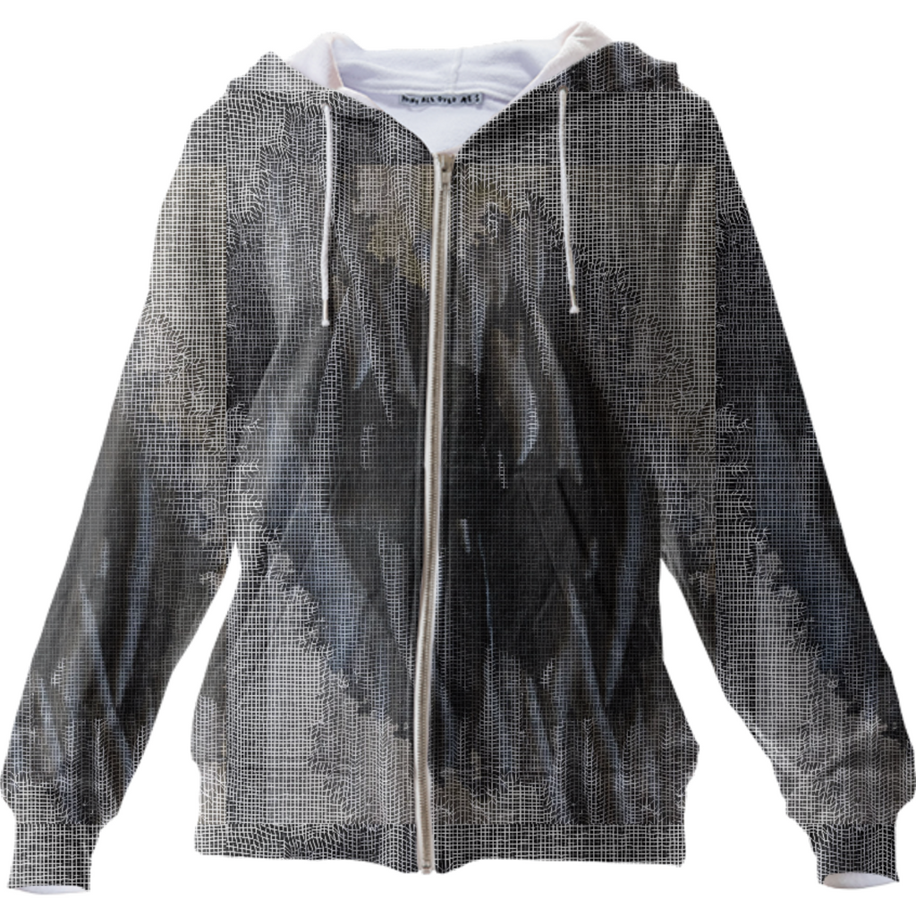 Canyon Grid Hoodie