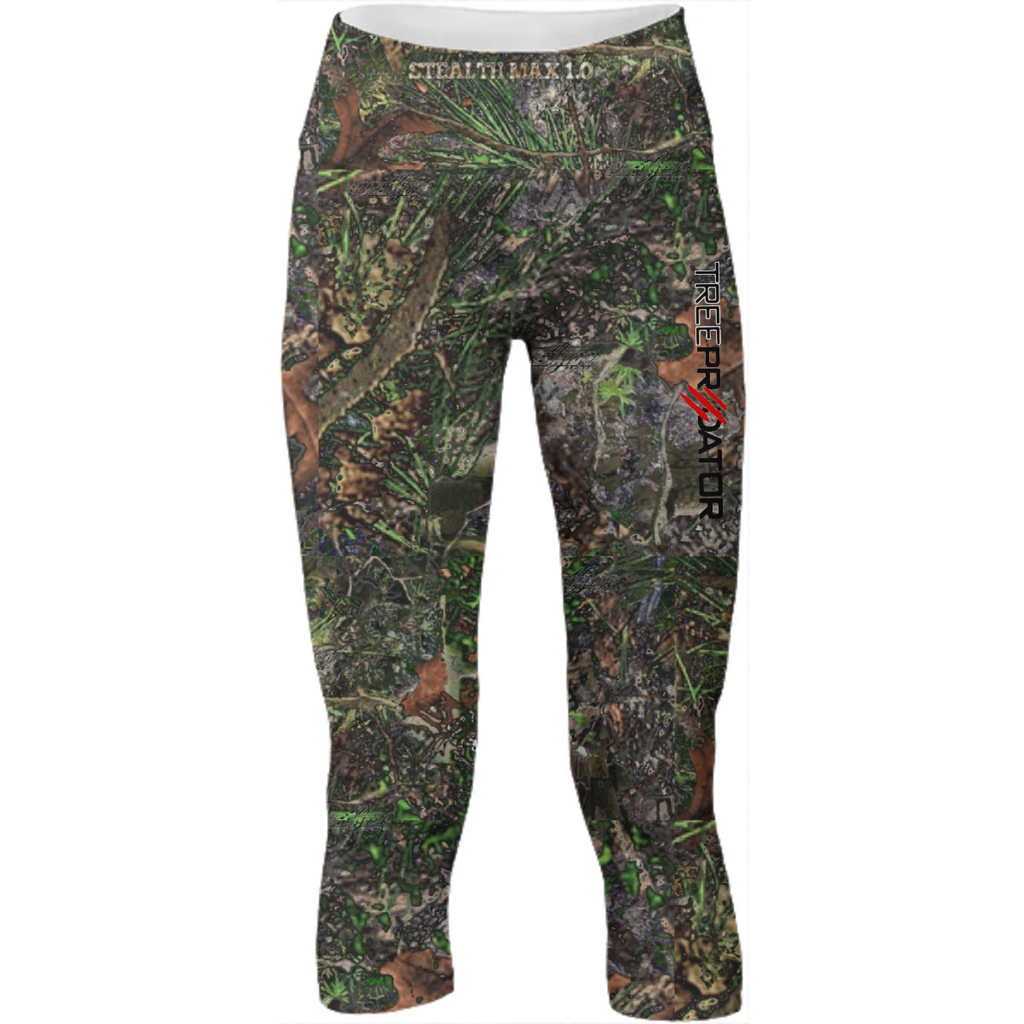 STEALTH MAX CAMO yoga pants
