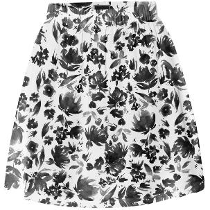 Everyday Skirt Tumbling Blooms