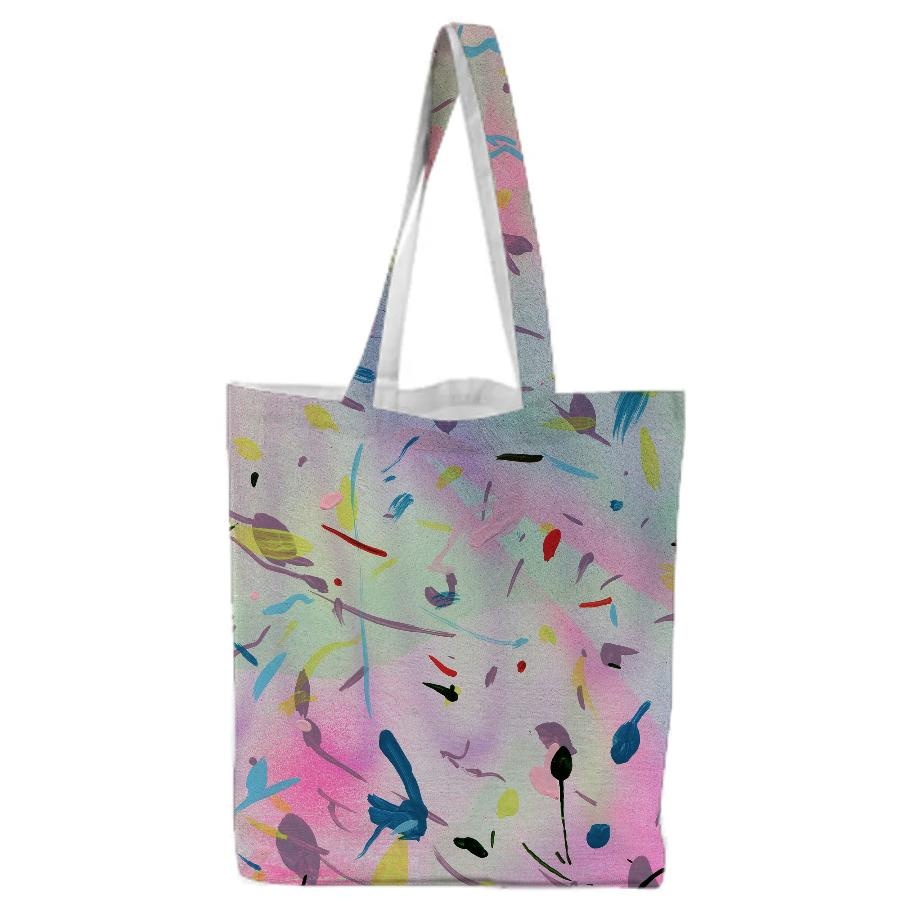 Speckle Tote