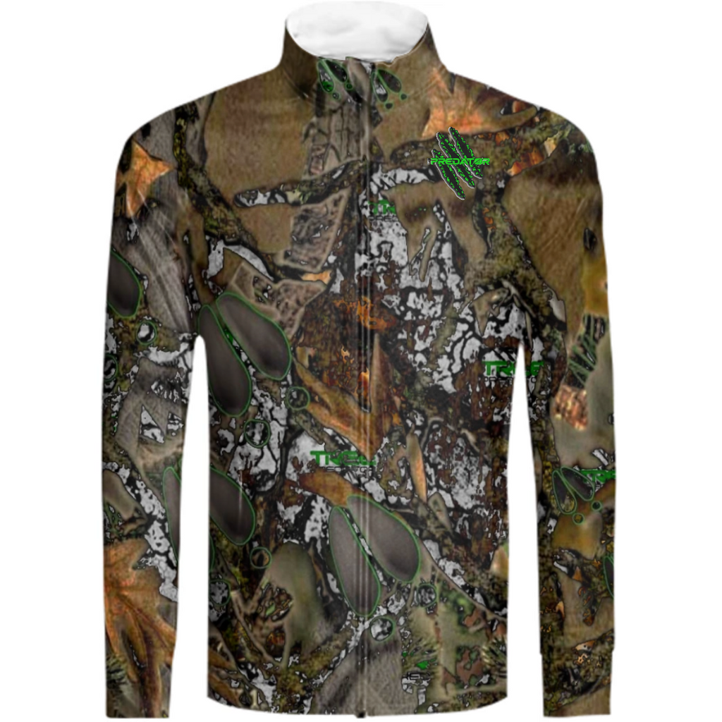Kloak series camo jacket