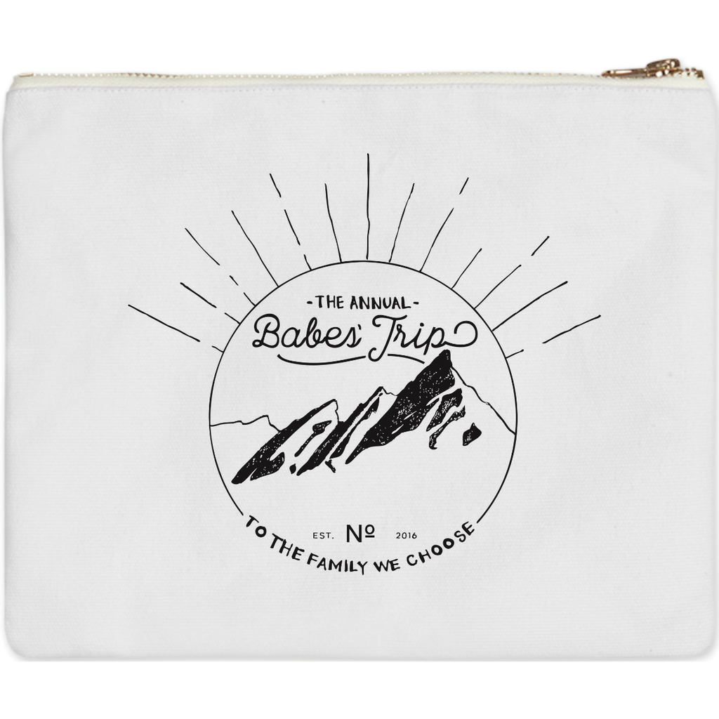 babes trip 2020 tote