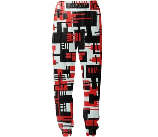 Blood Black Sweatpants