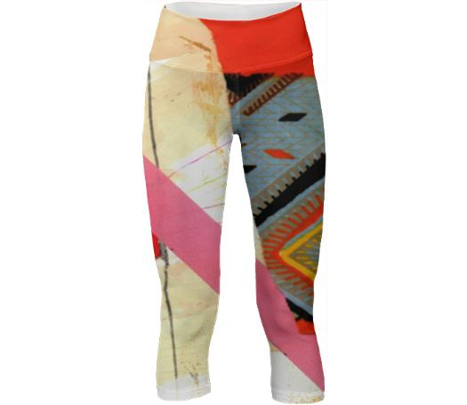 XYZ OM Series 4 Yoga Pants