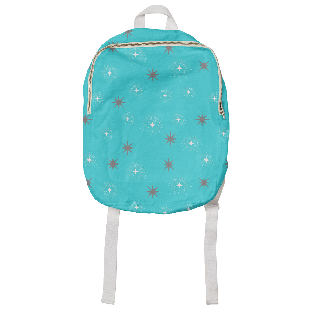 Abstract Stars Explosion Kids Backpack