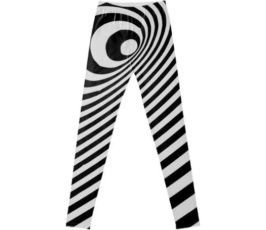Optical Illusion Leggings 2