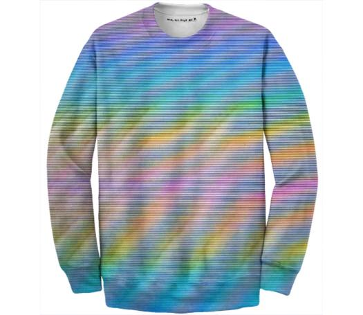Holo Synthesis Cotton Sweatshirt