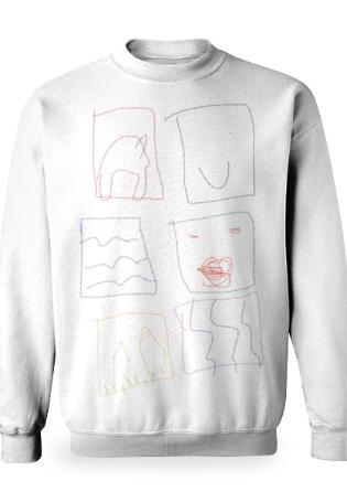 collezione13 Outside the Box Sweatshirt