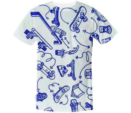 Trik Tipz Pocket Shirt