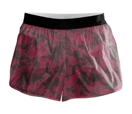 Camo Running Shorts RS00004