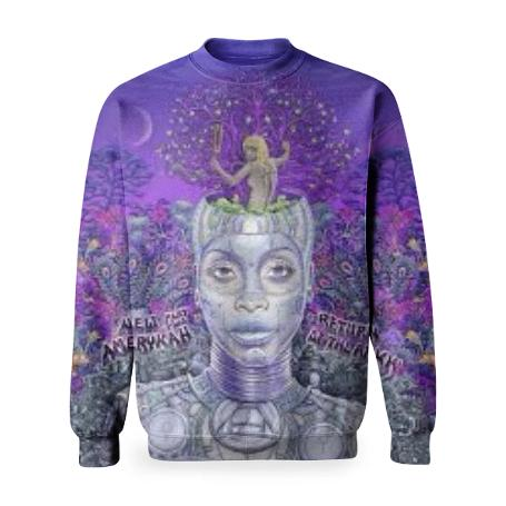 Amerykah Sweater