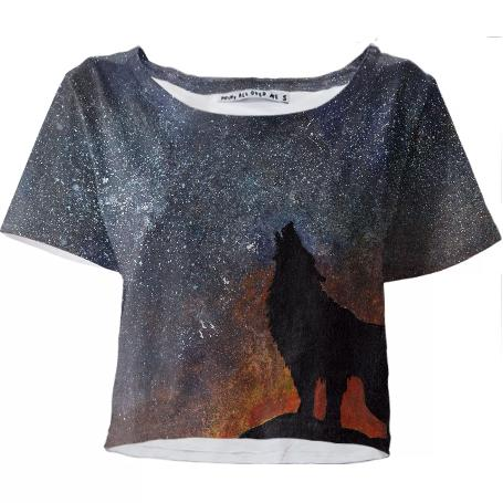 Silhouette Howl To The Stars