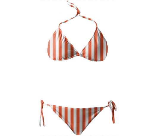 Orange Stripes