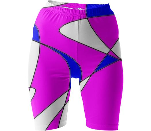 LeslieAnn s Magical Cloaking Bike Shorts